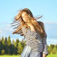 Дуновение ветра :: Дарья Маркозова