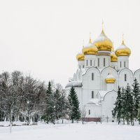 Церковь. Ярославль. :: Евгений Плаксин