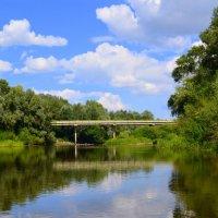 Река Псёл :: Юлия Москаленко