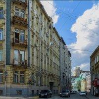 Улицы московские - Лялин переулок :: Наталья Rosenwasser