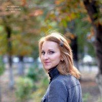 Девушка :: Оксана Гуляева