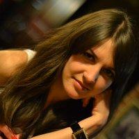 Моя муза :: Тарас Жигало