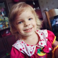 улыбка ребёнка. :: Света Кондрашова