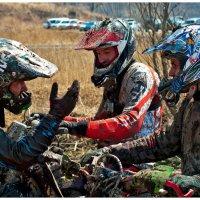 Танки грязи не боятся :: Boris Khershberg
