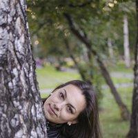 Катя :: Евгений Лавров