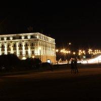 движение ночного города :: георгий назаренков