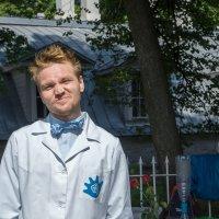 Профессор. :: Сергей Исаенко