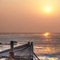 Winter Sunset :: Дмитрий Кудрявцев