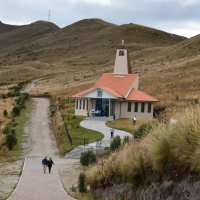 Церковь на холме :: Юлия Тимонина