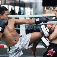 Muay Thai :: Дмитрий Кудрявцев