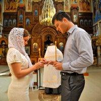 Венчание :: Светлана Кудеринова
