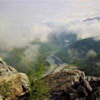 Утро в долине :: Сергей Чиняев