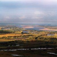 Западная Сибирь осенью :: Галина Ильясова