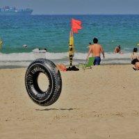 Пляж... :: Евгений Яхим