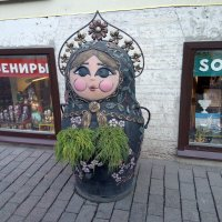Украшение Невского пр.. (Санкт-Петербург). :: Светлана Калмыкова