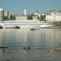 В нашу гавань заходили корабли :: Надежда