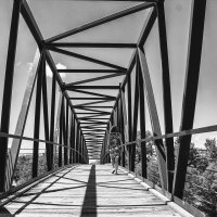 Треугольный мост... :: Виктория