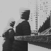 в большом городе :: Любовь