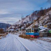 Прогулка по городу.. :: Владимир Батурин
