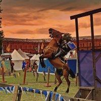 Рыцарские турниры :: Георгий Вересов