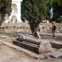 Тунис. Карфаген. Усыпальница Людовика IX. :: Лариса (Phinikia) Двойникова