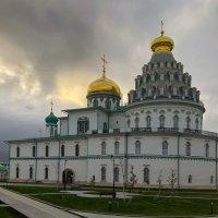 Воскресенский Ново-иерусалимский ставропигиальный мужской монастырь. 1 :: Андрей Ванин