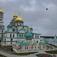 Воскресенский Ново-иерусалимский ставропигиальный мужской монастырь. 2 :: Андрей Ванин