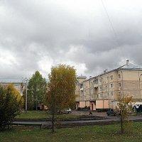 Сентябрь в Мценске. :: Владимир Драгунский