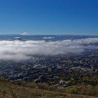 Облалака над городом :: Дмитрий Емельянов