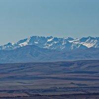Большой Кавказский хребет :: Дмитрий Емельянов