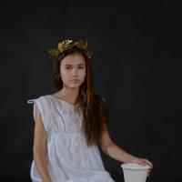 Маленькая модель :: Андрей + Ирина Степановы