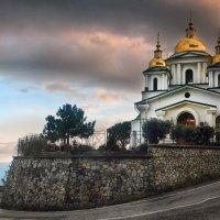 Храм Святого Архистратига Михаила в Ореанде :: Анна Пугач
