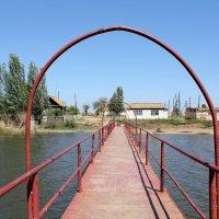 Сельский мостик :: Валерий