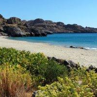 На юге  Крита. :: Николай Ярёменко