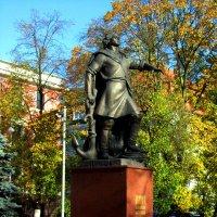 В окружении осени :: Сергей Карачин