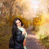 Осенняя прогулка :: Фотограф Ирина Белянина