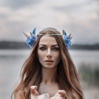 Дочь посейдона :: Наталья Мелешкова