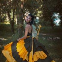 Пчела :: Татьяна Мышкина