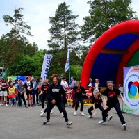 Студия уличного танца :: Зинаида Каширина
