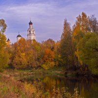 Осенняя пора :: Владимир Ефимов