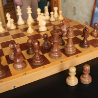 Шах мат. :: Венера Чуйкова