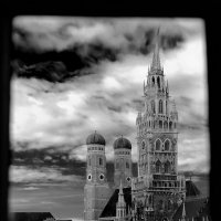 Тучи над Мюнхеном :: IURII