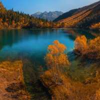 Бадукское озеро :: Фёдор. Лашков