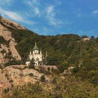 Форосская церковь :: Юлия Ершова