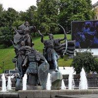 Памятник основателям Киева :: Vyacheslav Gordeev