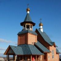 Церковь Святых Петра и Павла :: Нэля Лысенко