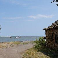 У старой пристани :: Alex Chernavski