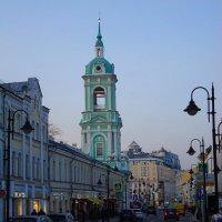 Москва, Москва!.. люблю тебя как сын, Как русский, — сильно, пламенно и нежно! :: Андрей Лукьянов
