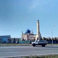 Газ,на улицах города Темир Тау,в Казахстане. :: Георгиевич