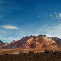 Радужные горы в Перу... :: Александр Вивчарик
